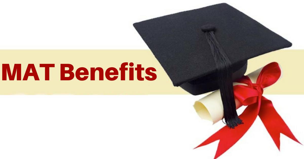 Mat exam benefits